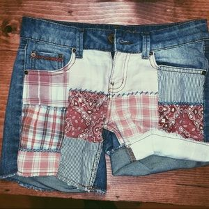 Rue21 Patterned Shorts